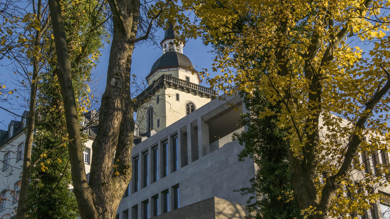 Abteikirche Siegburg © Katholisch-Soziales Institut Siegburg