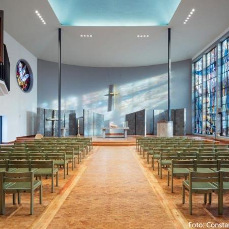 Evangelische Auferstehungskirche, Siegburg © Constantin Meyer