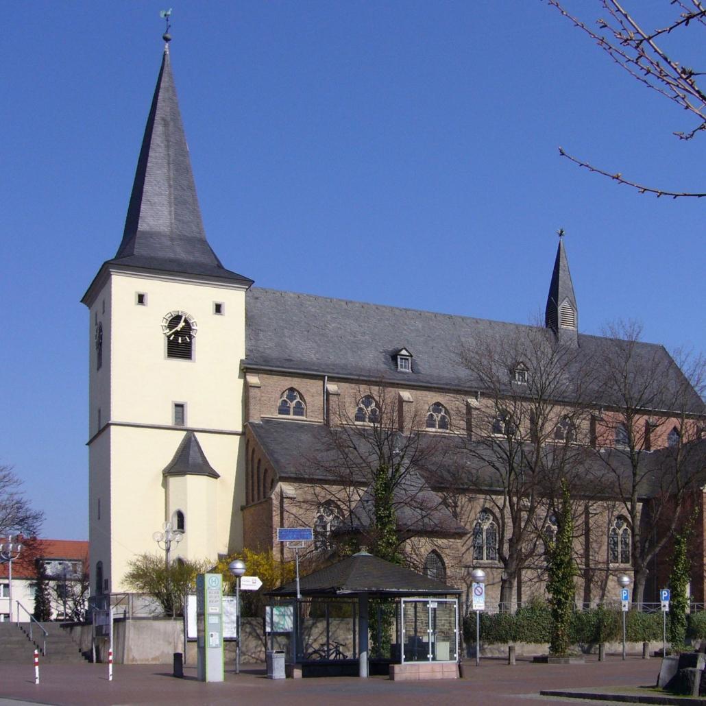 Meckenheim, St. Johannes der Täufer - wikicommons_gemeinfrei