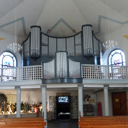 Katholische Pfarrkirche St. Margareta, Neunkirchen © Irene Urff