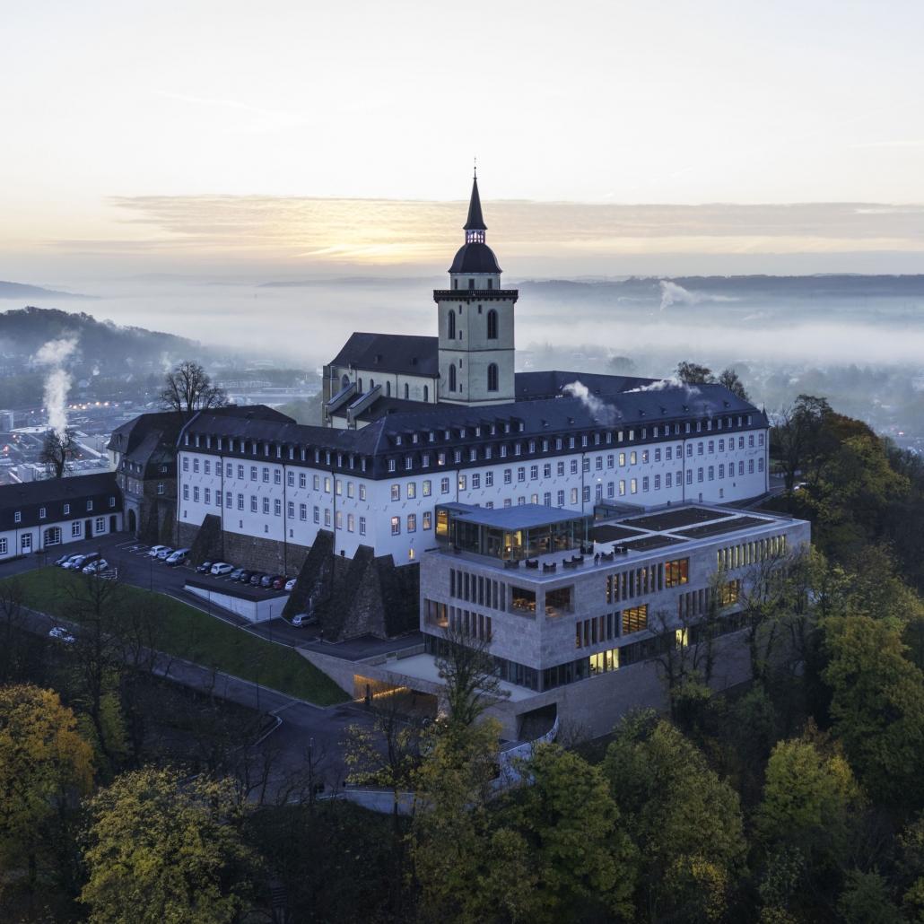 Abteikirche-Siegburg © Katholisch-Soziales Institut Siegburg